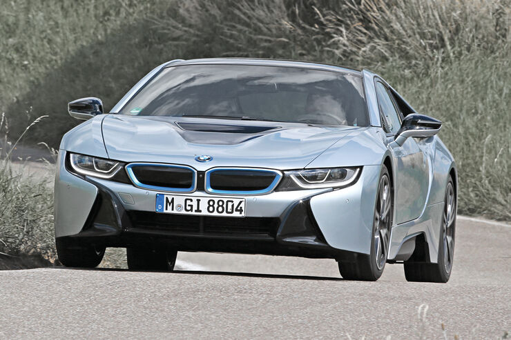 bmw i8 technik technik geheimnis des super hybrids auto. Black Bedroom Furniture Sets. Home Design Ideas
