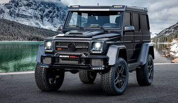 "BRABUS 850 6.0 Biturbo 4x4² Final Edition ""1 of 5"""