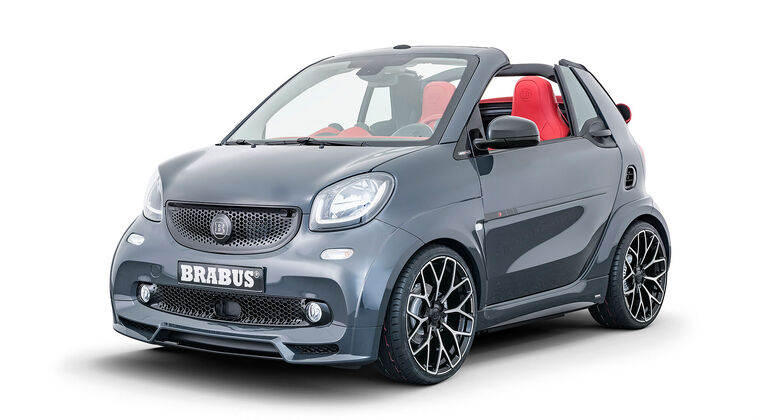 """BRABUS Ultimate E Shadow Edition """"1 of 28"""""""