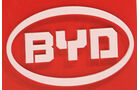 BYD Build Your Dreams Logo