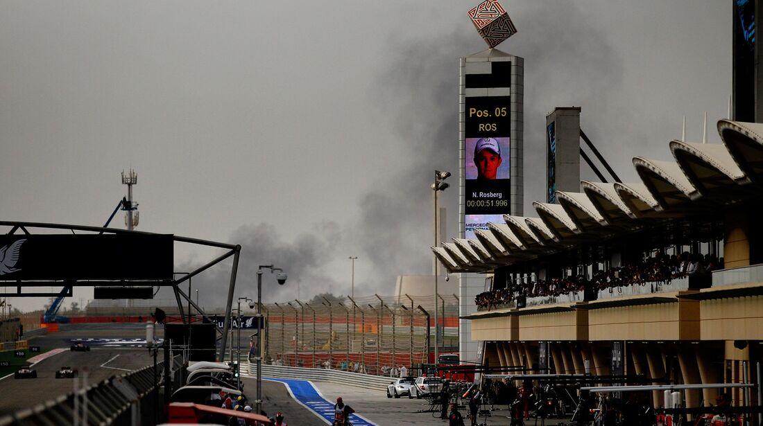 Bahrain International Circuit  - Formel 1 - GP Bahrain - 22. April 2012