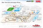 Baja 300 Powerdays Lageplan