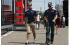 Barrichello & Maldonado