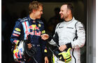 Barrichello & Vettel