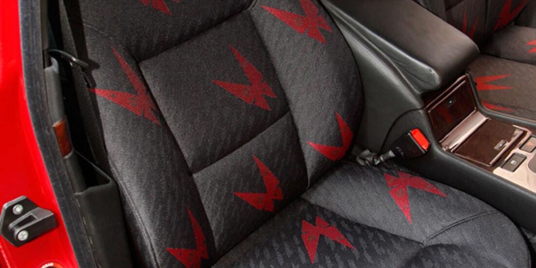 Beifahrersitz E83 von Hanae Moro