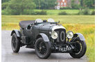 Bentley 4 1/2 Litre, Frontansicht