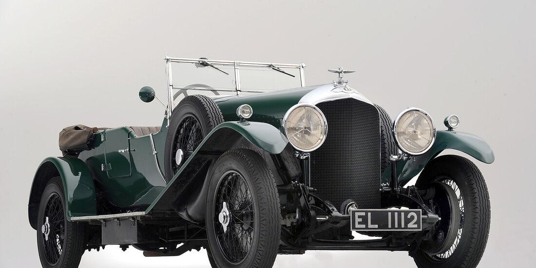 Bentley 4 1/2-Litre Tourer
