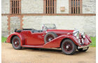 Bentley 4 1/4-Litre Vanden Plas Style Tourer