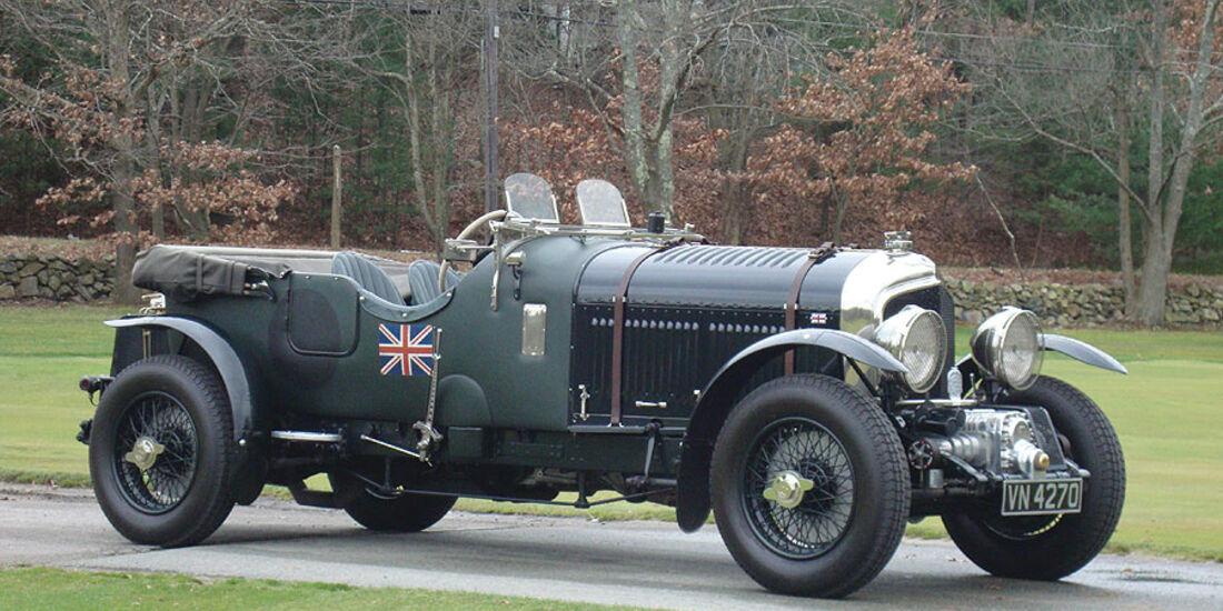"Bentley 4.5-Liter """"Birkin Blower"""" Le Mans Replica"