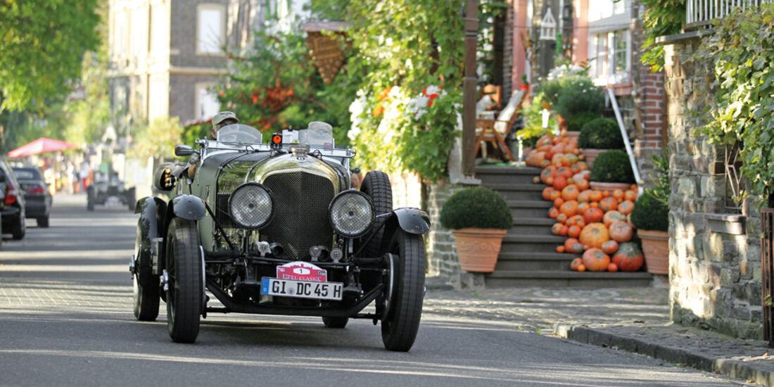 Bentley 4.5 Litre Le Mans Tourer