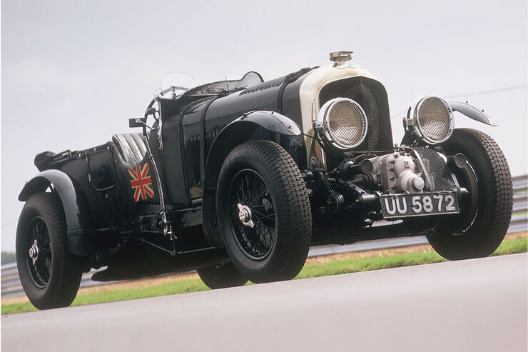 Bentley Blower, 1931