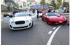 Bentley Continental - Carspotting - GP Monaco 2016