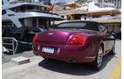 Bentley Continental - GP Monaco 2012