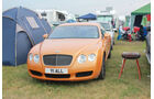 Bentley Continental GT - Fan-Autos - 24h-Rennen Le Mans 2015