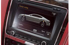 Bentley Continental GT, Navigationssystem, Detail