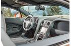 Bentley Continental GT Speed, Cockpit, Mittelkonsole