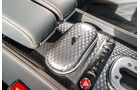 Bentley Continental GT Speed, Mittelkonsole, Bedienelemente