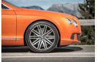 Bentley Continental GT Speed, Rad, Felge