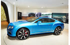 Bentley Continental GT V8 S, Genfer Autosalon, Messe 2014