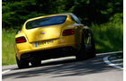 Bentley Continental GT V8 S, Heckansicht