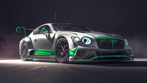 Bentley Continental GT3 (2018)