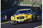Bentley Continental GT3 - Bentley Team Abt - Startnummer #38 - Top-30-Qualifying - 24h-Rennen Nürburgring 2017 - Nordschleife