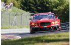 Bentley Continental GT3 - Freies Training - 24h-Rennen Nürburgring 2017 - Nordschleife