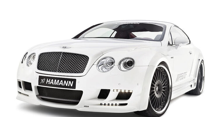 Bentley Continental Hamann Imperator