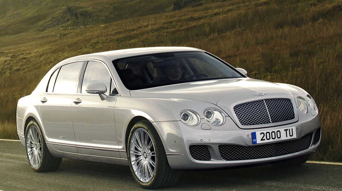 Bentley Continental Soundsystem