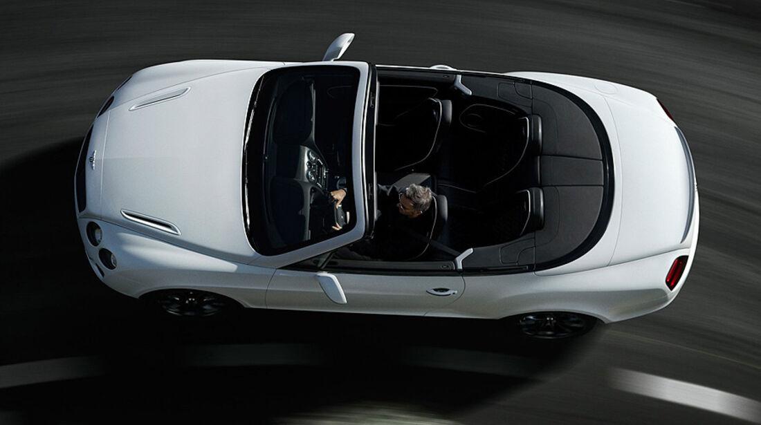 Bentley Continental Supersports Cabrio