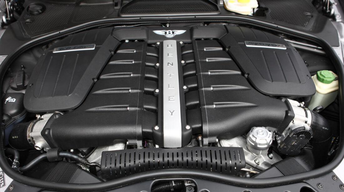 Bentley Continental Supersports Motor