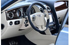 Bentley Flying Spur, Cockpit, Lenkrad