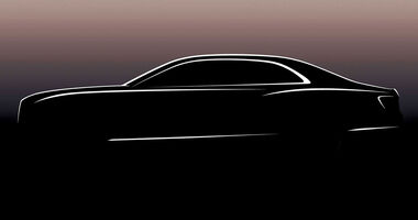 Bentley Flying Spur Teaser 2019