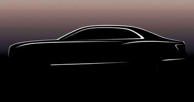 Bentley Flying Spur Teaser 2019