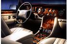Bentley Mulsanne, Frontansicht
