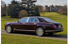 Bentley Mulsanne Royal Diamond Jubilee