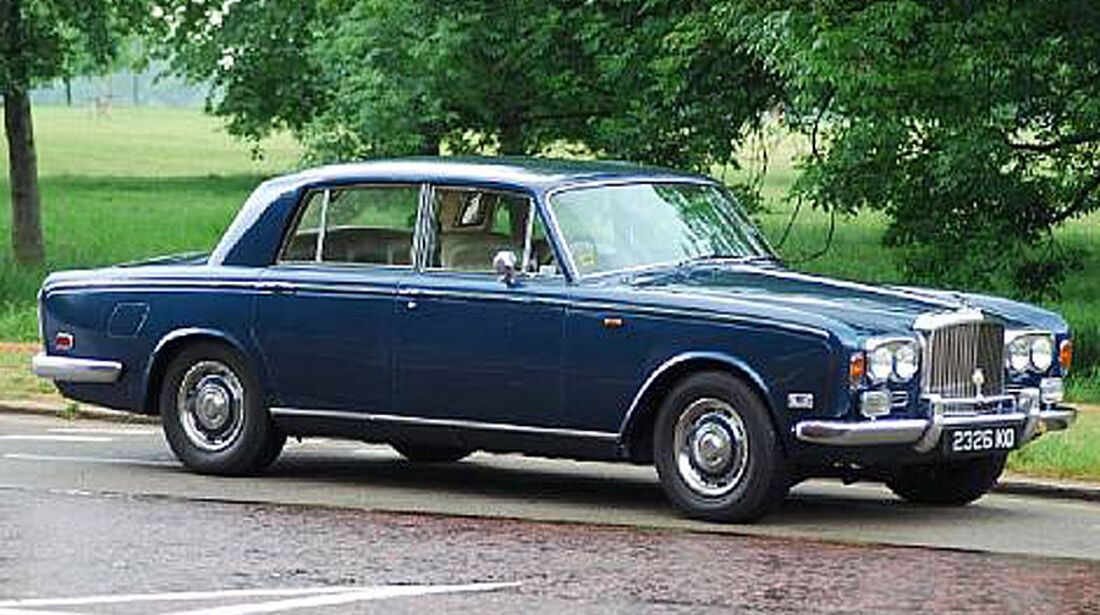Bentley T-Series Saloon