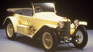Benz 6 18 Sportwagen, 1921