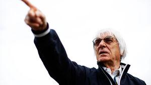 Bernie Ecclestone - 2014