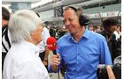 Bernie Ecclestone  - Formel 1 - GP China - 15. April 2012