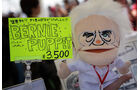 Bernie Ecclestone  - Formel 1 - GP Japan - 9. Oktober 2011