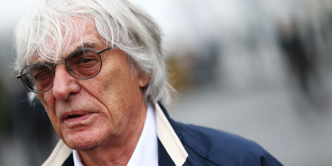 Bernie Ecclestone - Formel 1 - GP Kanada - 8. Juni 2013