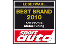 Best Brand 2010 Motortuning Logo