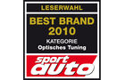 Best Brand 2010 Optisches Tuning Logo