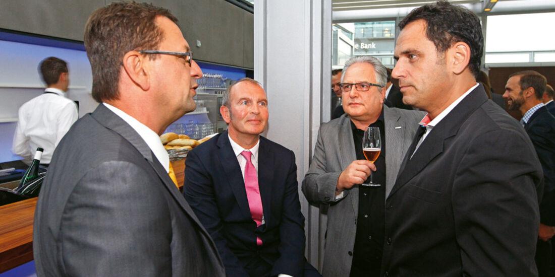Best Brands, Stephan Reil, Hans-Jürgen Abt, Harry Unflath, Hardy von der Brake