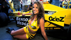Best of Grid Girls - Historie - F30