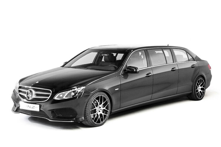 Binz Mercedes E-Klasse facelift Stretchversion
