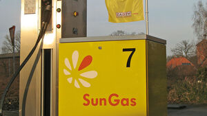 Biokraftstoff Sun-Gas