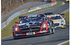 Black Falcon Mercedes SLS - VLN 1 - Nürburgring Nordschleife - 29. März 2014