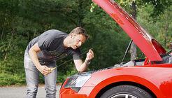 Bloch erklärt Auto einfahren